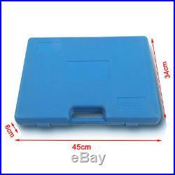 110PCS Tap and Die Combination Set Tungsten Steel Titanium METRIC Tools