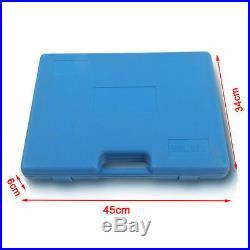 110PCS Tap and Die Combination Set Tungsten Steel Titanium METRIC Tools US