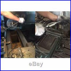110pcs Alloy Steel Metric Tap and Dies Set Screw Bolt Taper Drill Threading Kit