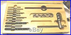 17 Piece Metric Tap, Drill And Die Set (f-3-1-2-142)