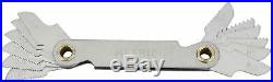 32pcs Tap and Die Sets Metric Hardened Steel Thread Cutting Edge Tool Kit M3-M12