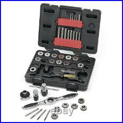 40 Piece GearWrench Tap and Die Set Metric KDT3886 Brand New