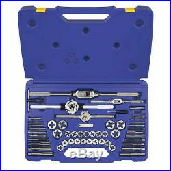 54pc Metric Tap & Die Set By Hanson #26394 (made In The Usa)