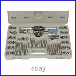 60 pcs SAE METRIC TAP & DIE External and Internal Thread Repair Tool