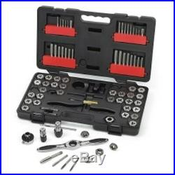 75 Piece GearWrench Tap and Die Set SAE and Metric KDT3887 Brand New