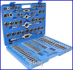 Abn Large Tap And Die Set Metric Tap And Die Kit Rethreading Tool Kit Thread Mak