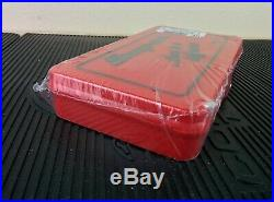 Ag541 Snap On SEALED TDM117A 41 pc Metric Tap and Die Set 3MM-12MM
