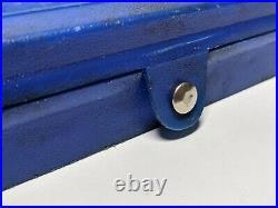 Blue Point TDM-117 Metric Tap & Die Set Used