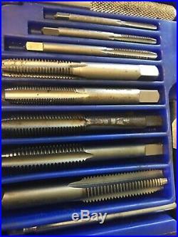 Blue Point Tool USA 41pc Tap and Die Set Kit GAM541 Metric 3-12mm Thread Repair