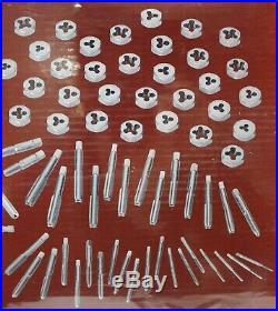 Brand New Craftsman 75pc Combination Tap & Die Carbon Steel Set (52377)