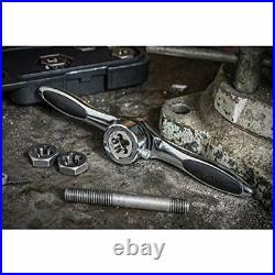 Brand New GearWrench 3880 Tap and Die Ratcheting Wrench 5 Piece Drive Tool Set