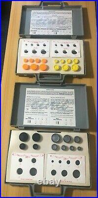 CIMI I-Denty Kit British (BSP) and Metric Thread Identification Kits