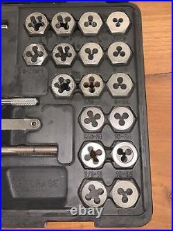 Craftsman 75-piece SAE + Metric Combination Tap & Die Carbon Steel Set 52377