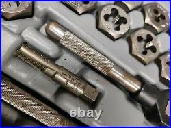Craftsman USA Vintage Tap & Die Set Metric SAE
