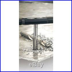 Draper 45 Piece Metric Tap & Die Set Covering Sizes M6 upto M24 18523