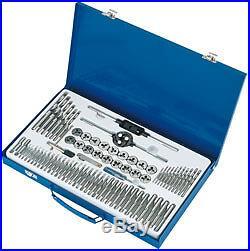 Draper 79205 75 Piece Tap & Die Set 3-12mm Metric And Metric Fine 2-12mm