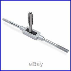Eastwood 110 Piece SAE Metric Tap And Hex Die Set Standard Screw Equipment Tools