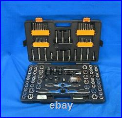 GEARWRENCH 114 Pc. Tap and Die Set 82812