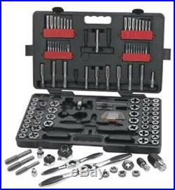 GEARWRENCH 114 Piece Combination Tap and Die Set KD82812