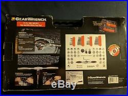 GEARWRENCH 75 Pc. SAE/Metric Ratcheting Tap and Die Set 3887