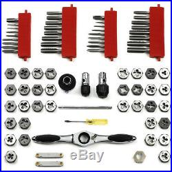 GearWrench 3887 SAE/Metric Ratcheting Tap and Die Drive Tool Set FREE SHIPPING