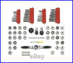 GearWrench 3887 Tap and Die 75 Piece Set Combination SAE / Metric UNITS