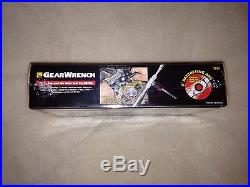 Gear Wrench 40 Peice Metric Tap And Die Drive Tool Set Part #3886