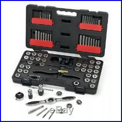 Gearwrench 75pc SAE & Metric Ratcheting Tap & Die Set, Threading Tools #3887