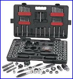 Gearwrench 82812 114 Piece Combination Tap and Die Set Brand New
