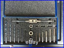 Greenfield Industries. Auto Metric Tap, Drill And Die Set No. 4800