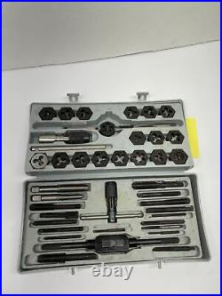 IRWIN Tools Metric Tap and Hex Die Set, 41-Piece 26317 Check Photos