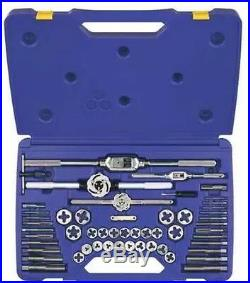 Irwin 26394 53 Piece Tap And Die Master Metric Set