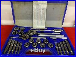 Irwin Hanson 97311 Metric Tap and Hex Die Master Set, 25-Piece Made in USA