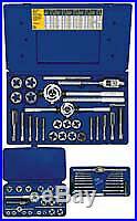 Irwin Hanson 97312 66 Piece Metric Tap And Die Set 3-24Mm