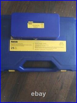 Irwin Hanson 98146 64pc Tap and Die. Set