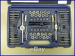 Irwin Hanson Tap and Die Set M3x0.50 to M12x1.75 Tap 26376