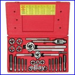 Irwin Industrial Tools 97311 Metric Tap and Hex Die Set, 25-Piece