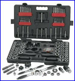 Kd Tools 82812 114 Piece Large Sae And Metric Ratcheting Tap And Die Set