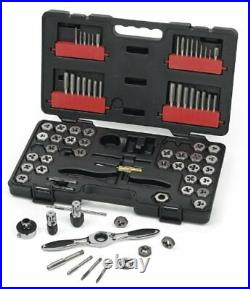 Kd Tools KDS3887 Gearwrench 75-piece Fract. Sae/metric Ratcheting Tap And Die