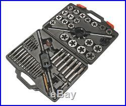 Laser Tools 3246 Tap and Die Set Metric 51pc