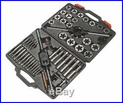 Laser Tools Tap and Die Set M6 M24 51 Pieces 3246