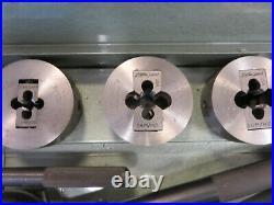 Little Giant Metric Screw Plates Tap & Die Greenfield Tap + Die Set Excellent