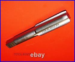 M16 X 1.0 Metric 16MM Carbon Steel Plug Tap 4FL USA MADE Irwin 1754 ZR