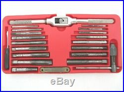 MAC 41 Piece Metric Tap & Die, Complete Set, 3mm-12mm, Made in USA 8017TS