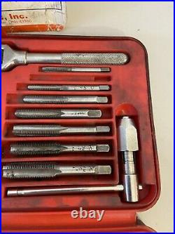 MAC TOOLS 8017TS METRIC Tap and Die Super Set- Missing One Small Bit- FREE SHIP