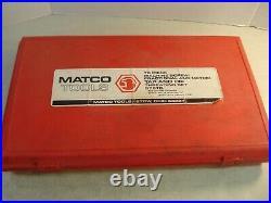 MATCO 676TD Tap & Die 76 PC Fractional & Metric GUC + BONUS