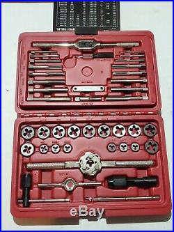 Mac Tools 41-pc. Metric Tap And Hex Die Set Td41mets