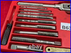 Mac Tools 42 Pc. Metric Tap And Die Set 8017ts Made In The USA