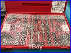 Mac Tools 76 PC Tap And Die Set TDCOMBO Standard and Metric