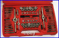 Mac Tools 76pc Tap & Die Set TDCOMBO Standard & Metric